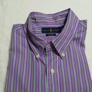 Ralph Lauren L/S button down shirt, sz XL